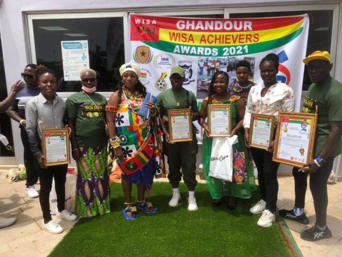 Awardees