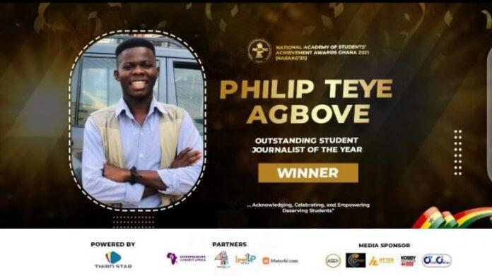 Mr Philip Teye-Kojo Agbove