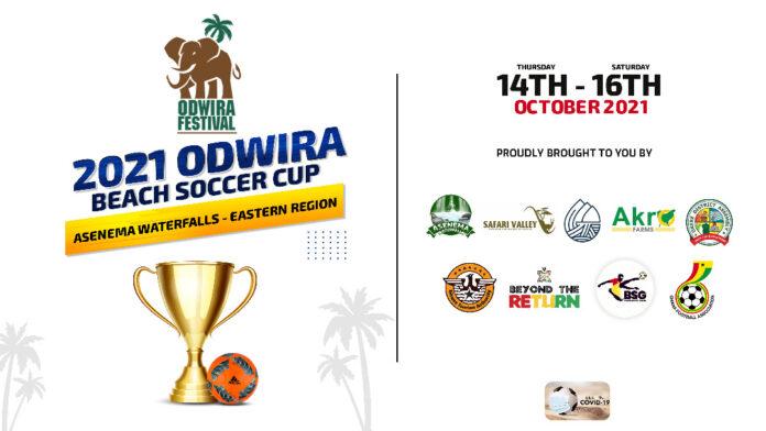 2021 Odwira Beach Soccer Cup