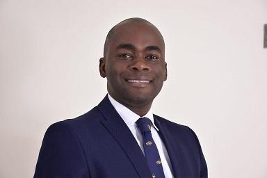 Mr Olumide Olatunji Managing Director For Access Bank Ghana