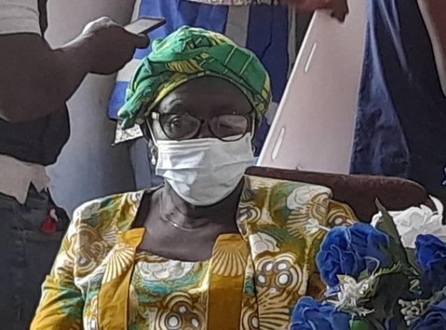 Madam Comfort Asante