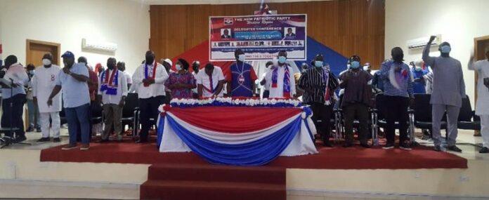 Politics Conference Npp