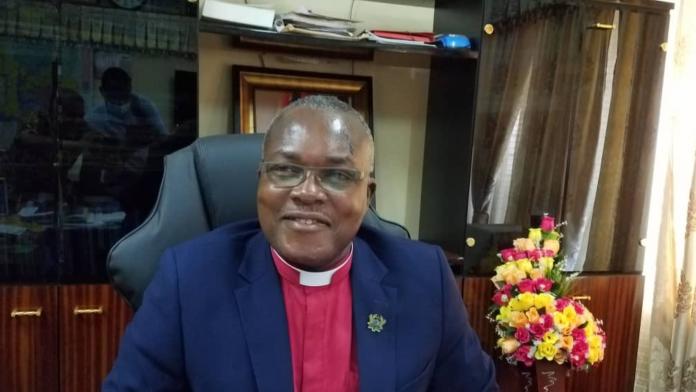 Right. Rev. Dr. Lt. Col. Bliss Divine Agbeko (RTD)