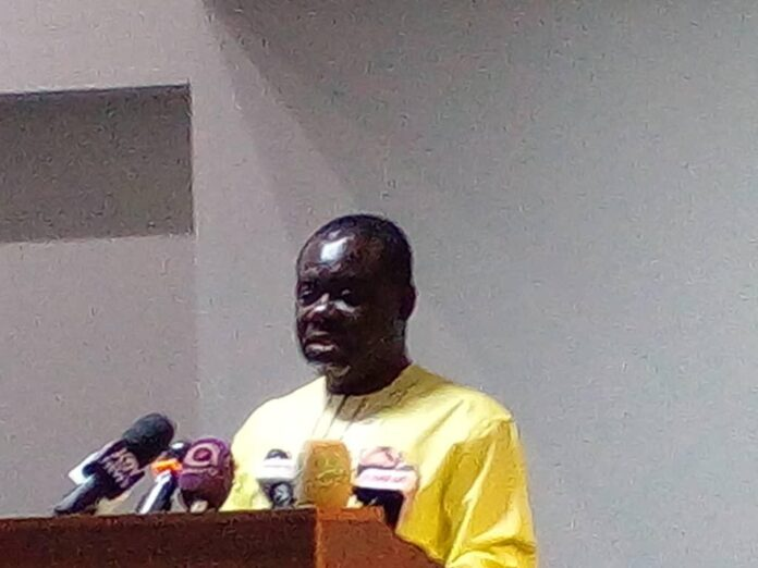 Mr Kwaku Ofori Asiama