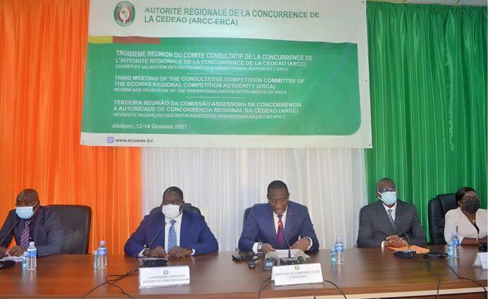 Eme Reunion Du Ccc De L Arcc Abidjan Octobre Min