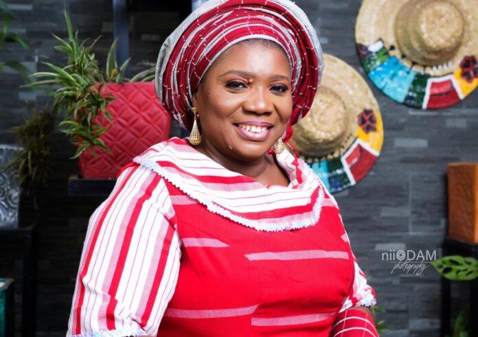 Madam Mawusi Nudekor Awitey
